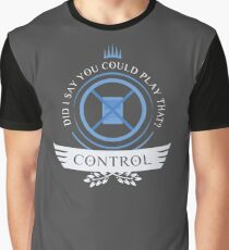 Magic The Gathering - Control Life Graphic T-Shirt