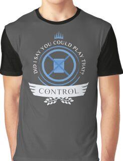 Magic The Gathering - Control Life Graphic T-Shirt