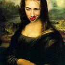 Miranda Sings - Mona Lisa Phone Case by 4ogo Design