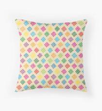 Kathie Anghelescu Designs Throw Pillow