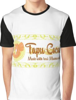 Tapu Cocoa - Distressed Logo 2 Graphic T-Shirt