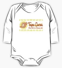 Tapu Cocoa - Distressed Logo 2 One Piece - Long Sleeve