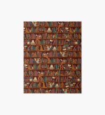 Bookshelf Art Board