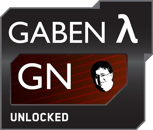 Lord Gaben Unlocked. by DubstepParrot
