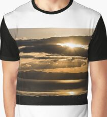 Donegal Sunset Graphic T-Shirt