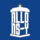 Allons-y! by dontblinktees