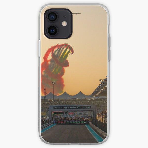 Coches de carreras de Fórmula 1 2016 Funda blanda para iPhone