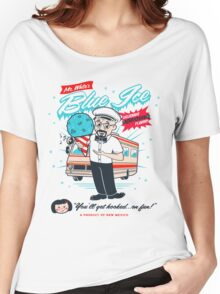 Mr. White's Blue Ice Women's Relaxed Fit T-Shirt