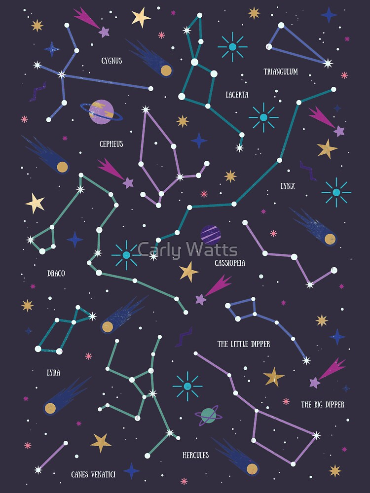 The Stars  by CarlyWatts