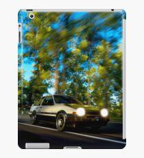 Toyota ae86 iPad Case/Skin