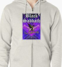 The Thrill of it All! Zipped Hoodie