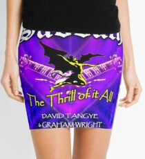 The Thrill of it All! Mini Skirt