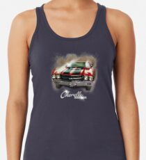 1970 Chevelle SS 454 design by UrbanHero Racerback Tank Top