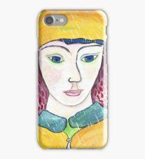 The Rain Child iPhone Case/Skin