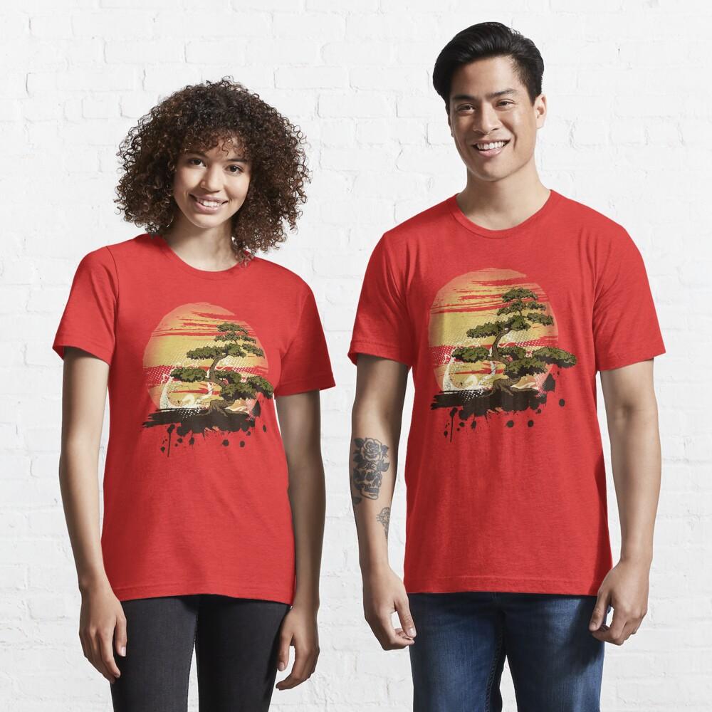 Bonsai Tree Karate Dojo Essential T-Shirt