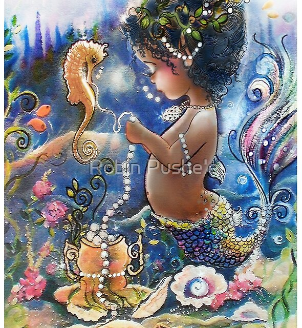 Little Island Jewelry Maker of the Sea by Robin Pushe'e