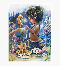 Little Island Jewelry Maker of the Sea Photographic Print