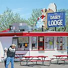 Dairy Lodge by Michael Ward