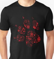 Naughty Dog - 30th Paw T-Shirt