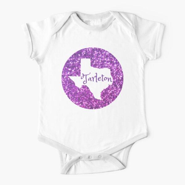 Tarleton State University Short Sleeve Baby One-Piece