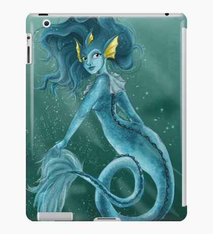 Mermaid iPad Case/Skin
