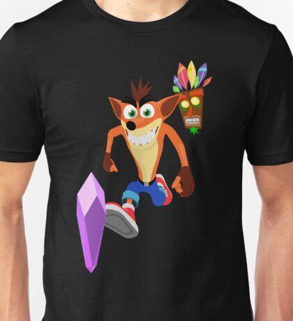 FunnyBONE - Crash 2 Unisex T-Shirt