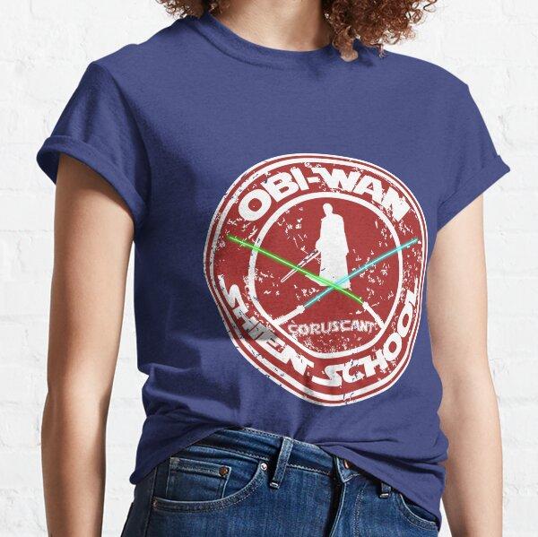 OBI-WAN SHIEN SCHOOL  Classic T-Shirt