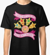 Slay Together, Stay Together - Sailor Scouts Classic T-Shirt