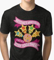 Slay Together, Stay Together - Sailor Scouts Tri-blend T-Shirt