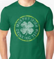 Murphy Irish Drinking Team Unisex T-Shirt