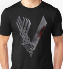 Vikings HD logo Unisex T-Shirt