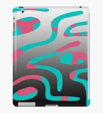 Double Reality (Black Flavor) iPad Case/Skin