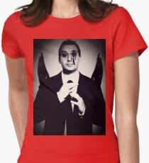 Joe Gatto | Impractical Jokers | Horror Halloween Womens Fitted T-Shirt