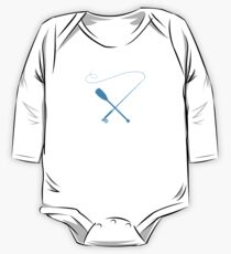 Paddle Fish One Piece - Long Sleeve