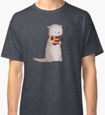Harry Pawter Otter  Classic T-Shirt