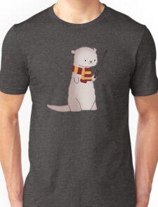 Harry Pawter Otter  Unisex T-Shirt