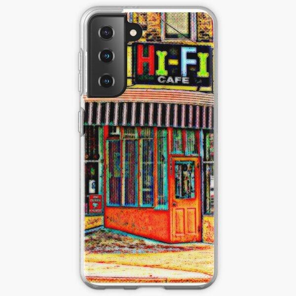 Hi- Fi Cafe in Milwaukee wisconsin  Samsung Galaxy Soft Case
