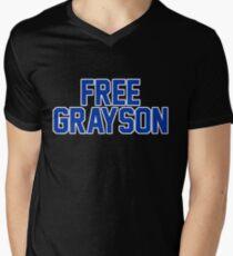 Free Grayson Allen #3 T-Shirt