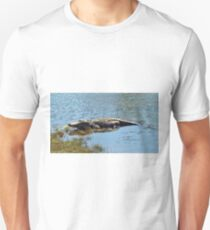 Gator Portrait  T-Shirt