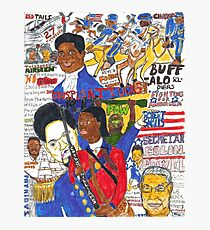 Black Patriots Photographic Print