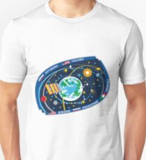 Expedition 52 - The Logo of the Actual Crew Unisex T-Shirt