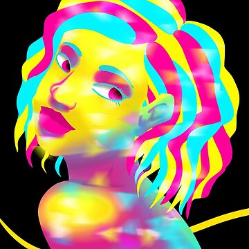 CMYK by Linlee1000