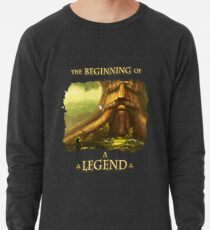 Beginning of a Legend Lightweight Sweatshirt