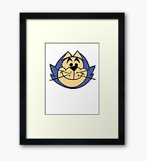 Top Cat - Benny The Ball Framed Print