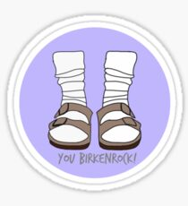 You Birkenrock Sticker Sticker