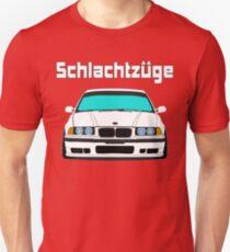 E36 German Slaughter Gang Shirt Unisex T-Shirt