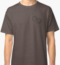 GazDesign Logo Print Classic T-Shirt