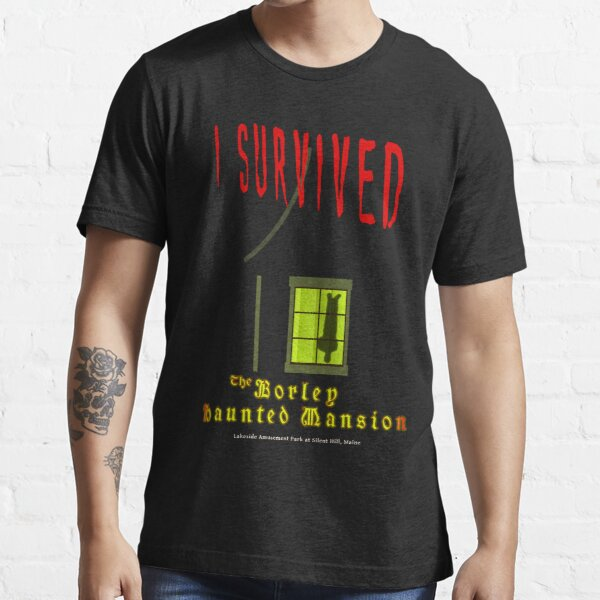 The Borley Haunted Mansion, I SURVIVED Essential T-Shirt
