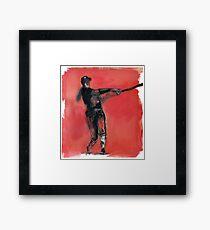 Sports III Framed Print