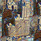 New York Art Deco by RD Riccoboni by RDRiccoboni